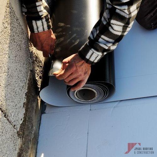 Installing EPDM Roofing