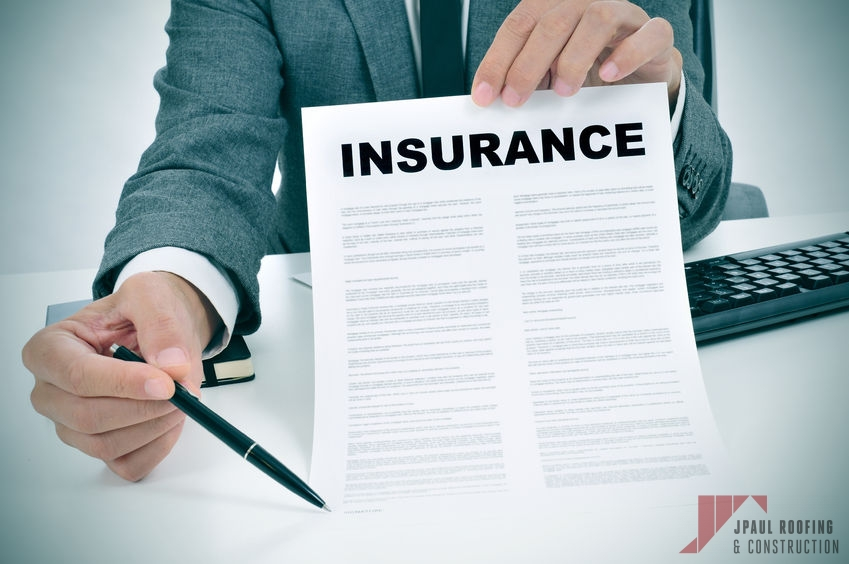 Roof Insurance Claim Form