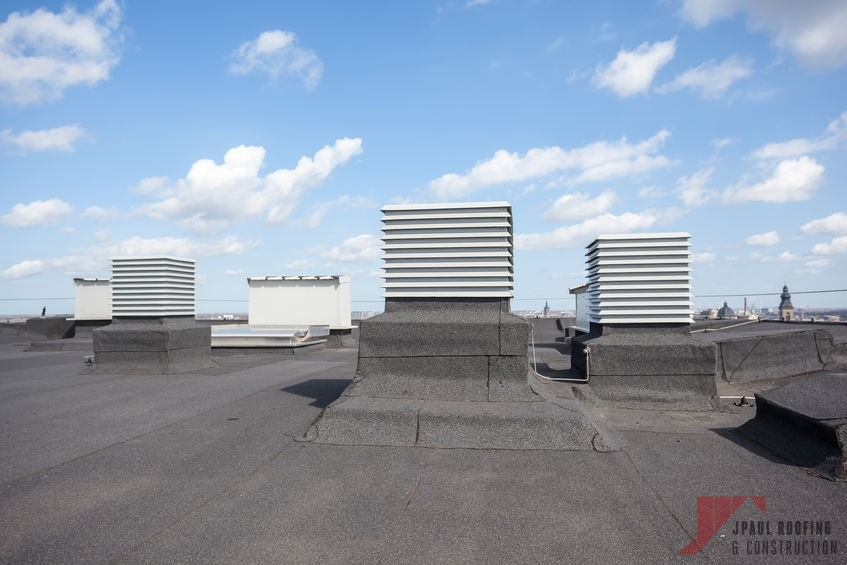 Healthcare Facility or Hospital Roof Repair Needed