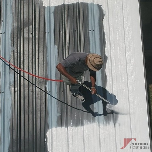 Emergency Commercial & Residential Roof Repair and Roof Coating Application